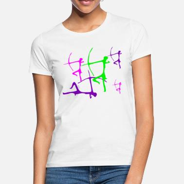 Prehistoric archers 1 - Women's T-Shirt