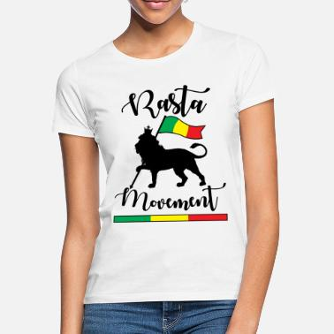Movement Rasta Movement - Women's T-Shirt