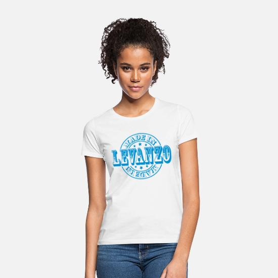 Italy T-Shirts - Made in Levanzo m1 - Women's T-Shirt white