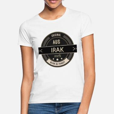 Iraq Original aus Irak 100% - Frauen T-Shirt