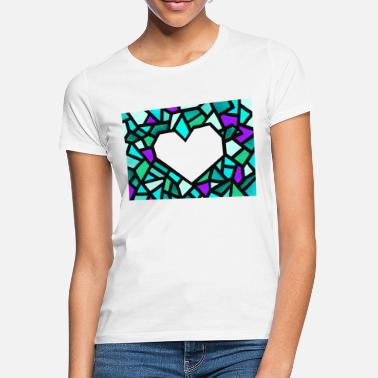 Love Hurts Love hurts - Frauen T-Shirt