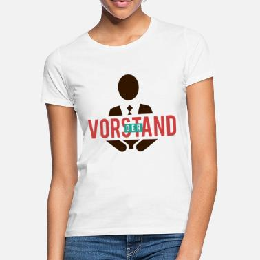 Boarding The board - Women's T-Shirt