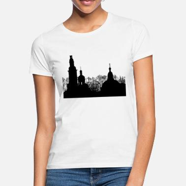Sankt Petersborg Sankt Petersborg - T-shirt dame