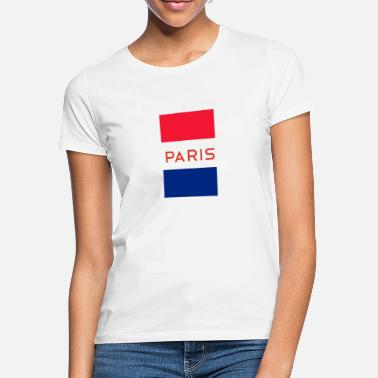 Souvenir Paris souvenir - Women's T-Shirt