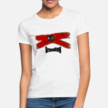 Burnout burnout - Women's T-Shirt