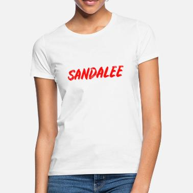 Sandal SANDALE RED - Women's T-Shirt