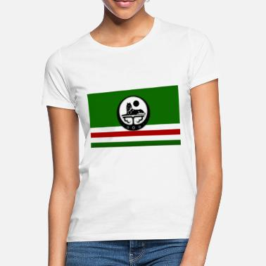 Chechen flag - Women's T-Shirt