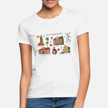 Offenburg - T-shirt dame