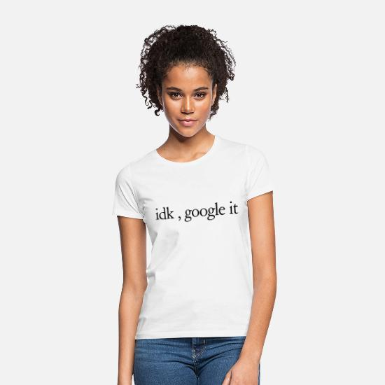 Freaky T-shirts - idk google it - T-shirt dam vit