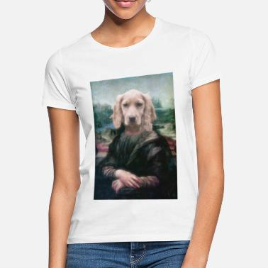 Doggo Lisa - Frauen T-Shirt
