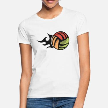 Volleyballhold Volleyball hold - T-shirt dame