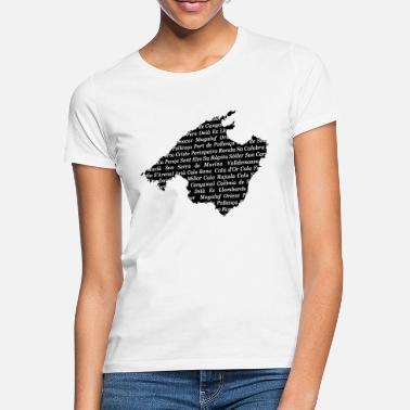 Mallorca Karte Umriss.Suchbegriff Mallorca Karte T Shirts Online Bestellen