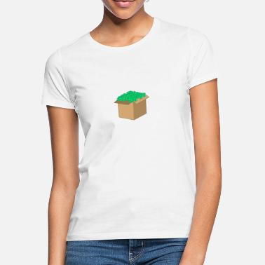 Carton Money carton - Women's T-Shirt