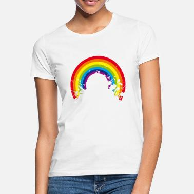 Rainbow rainbow rainbow - Women's T-Shirt