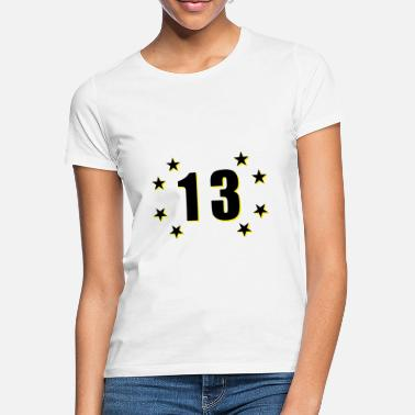 Thirteen Thirteen - Women's T-Shirt