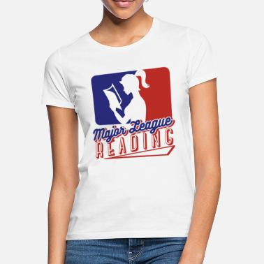 Dodgers Major League Geek-Grafik - Frauen T-Shirt