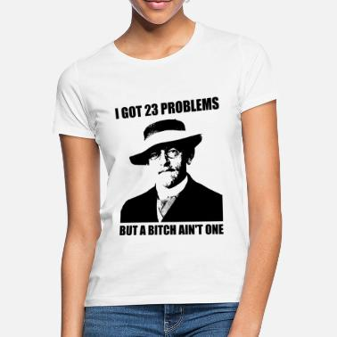 Hilbert's 23 Problems T-Shirt - Women's T-Shirt