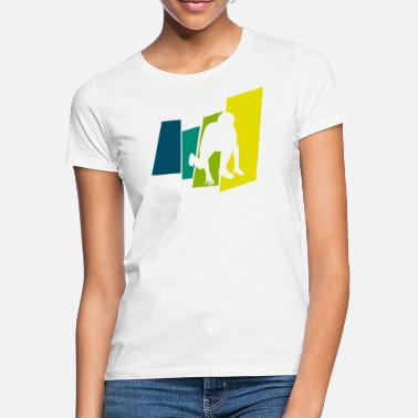 Sprinter Sprint - Frauen T-Shirt