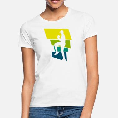 Pitching Pitching Baseball - Frauen T-Shirt