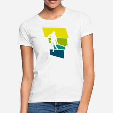 Hockeytormann Hockeytormann - Frauen T-Shirt