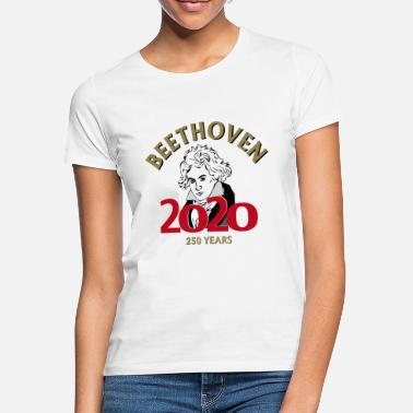 250 Years Beethoven 2020 - 250 years - Women's T-Shirt