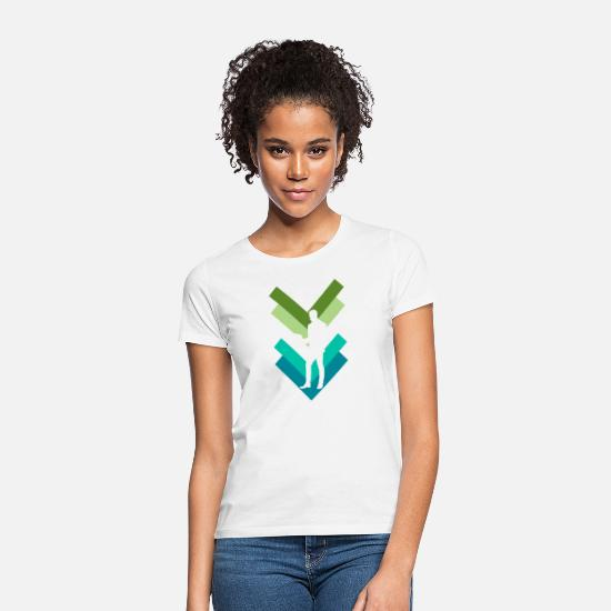 Workhorse T-Shirts - entrepreneur - Women's T-Shirt white