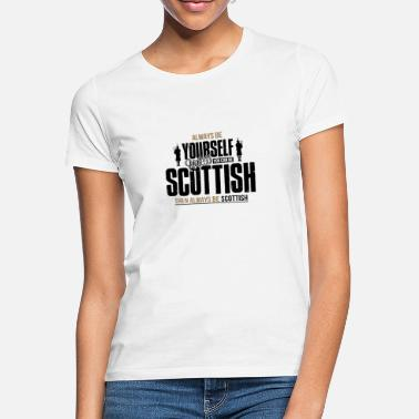 Scottish Highland Scottish - Women's T-Shirt