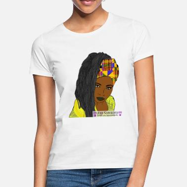 Waxe I love my locks - Women's T-Shirt