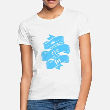 it's a Boy - Frauen T-Shirt