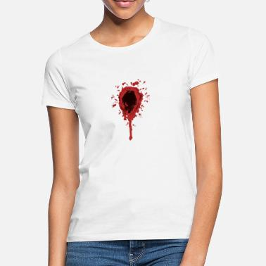 Wounded wound - Women's T-Shirt