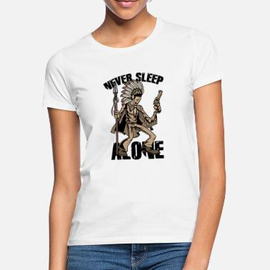 Indian Indian Chief Killer - Frauen T-Shirt