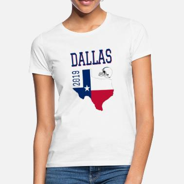 Dallas Cowboys DALLAS - Cowboys 2019 - T-shirt Femme