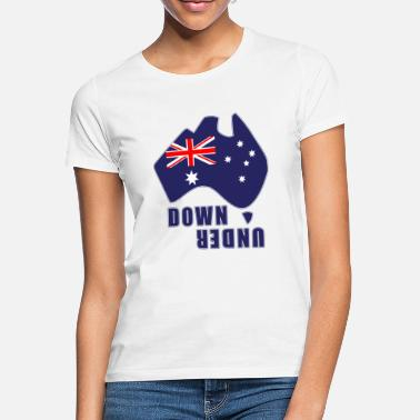Australian Down Under Australia - Women's T-Shirt