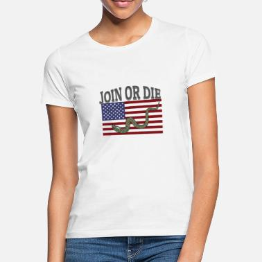 Join In Join or the - Women's T-Shirt