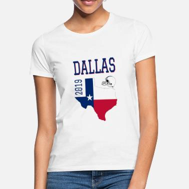 Dallas Cowboys DALLAS - Cowboys 2019 - T-shirt dame
