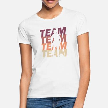 Football Team football team - Women's T-Shirt