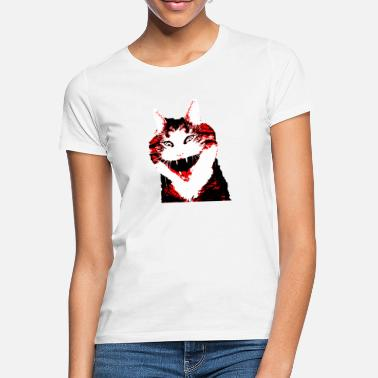 Crazy crazy cat - Women's T-Shirt