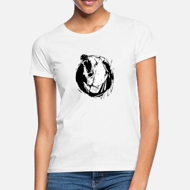 Wild grizzly - Women's T-Shirt