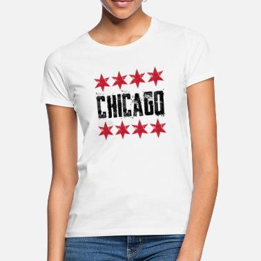 Illinois Chicago - T-shirt Femme