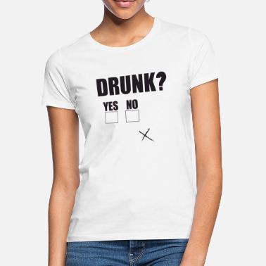 HAB VERSUCHT ZU STEHEN.. GETANZT Girls Shirt Funshirt Alkohol Bier Betrunken