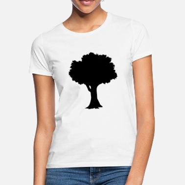 Fridays For Future Tree Black Friday for Future - T-shirt dame