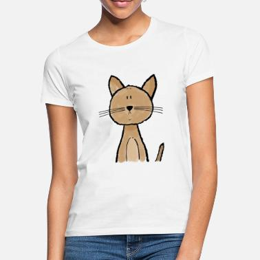 cat&friends - Frauen T-Shirt