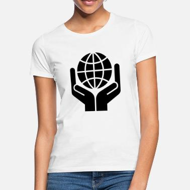 Save The World Save the world - Women's T-Shirt