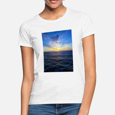 Sunset Sunset Ocean - Frauen T-Shirt
