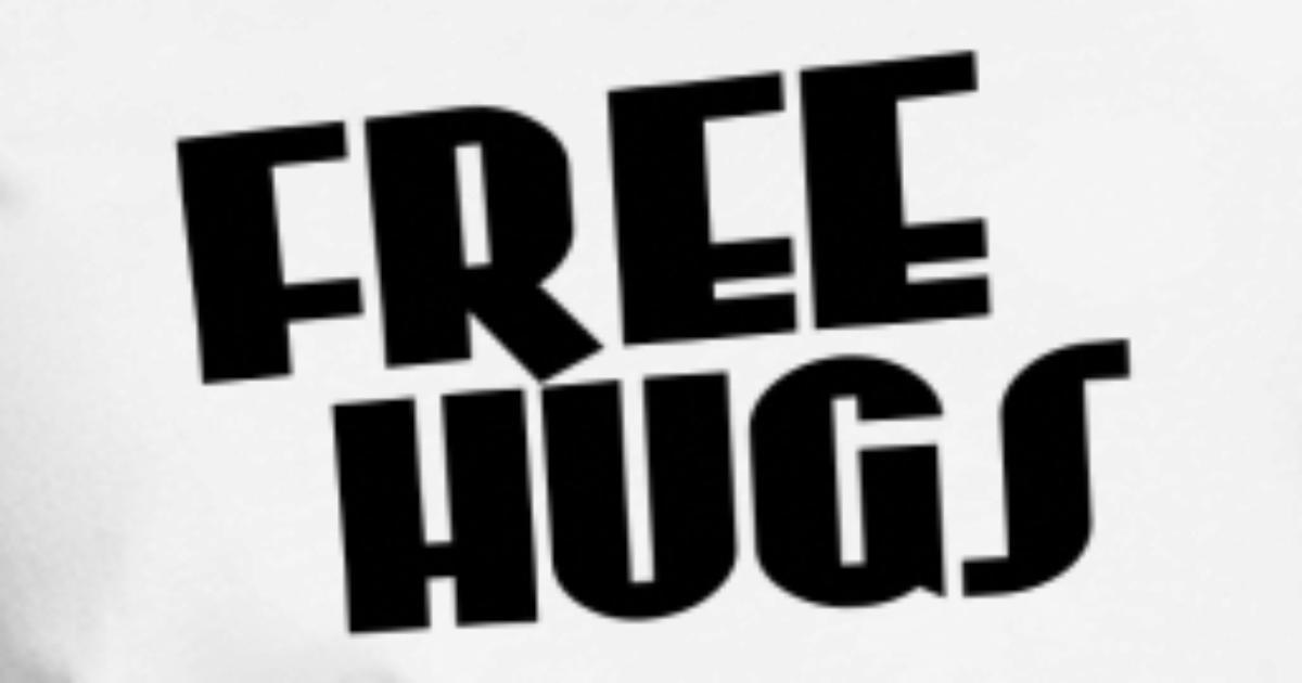 Free T FemmeSpreadshirt Hugs Free Shirt RLqA45c3j