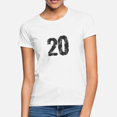 Number number - Women's T-Shirt