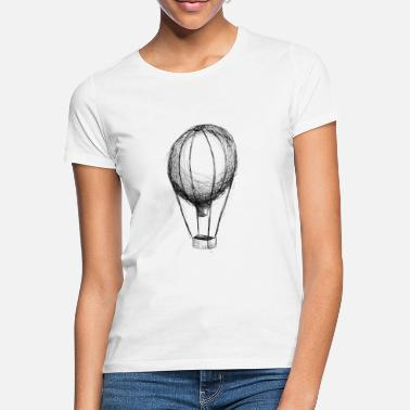 Ballon - Frauen T-Shirt