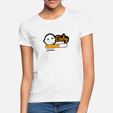 Baby Loading - Women's T-Shirt