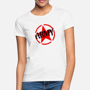 Red Army ARMY - Women's T-Shirt