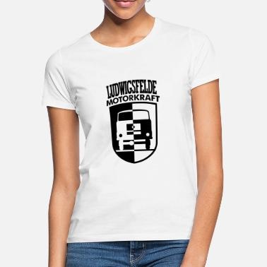 IFA Ludwigsfelde Motorkraft coat of arms - Women's T-Shirt